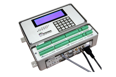 Data Logger with Satellite Transmitter for INSAT C3